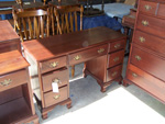 Antique Mahogany Bedroom Set Refurbish